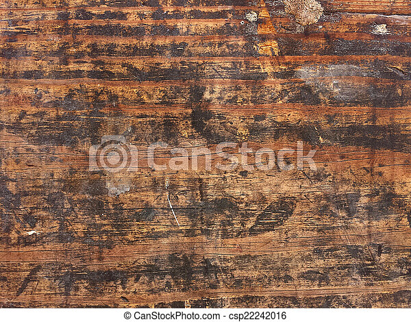 grungy wood surface - csp22242016