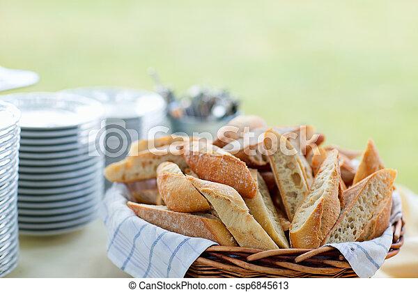 Servicio de catering - csp6845613
