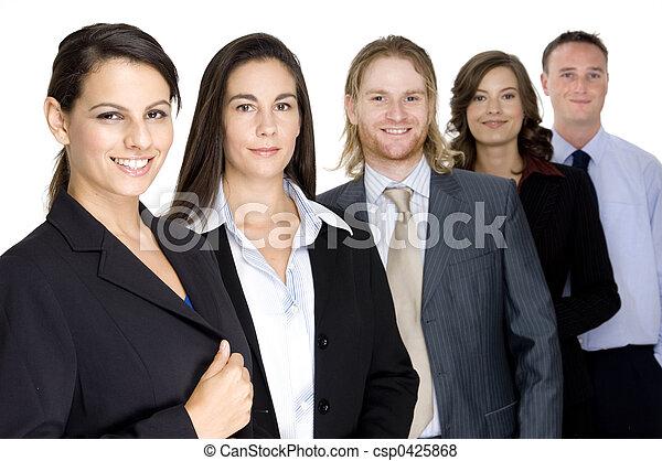 grupo, negócio - csp0425868