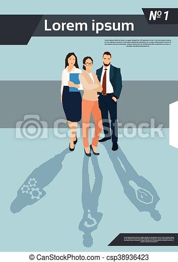 gruppo, persone affari, umano, squadra, risorse - csp38936423