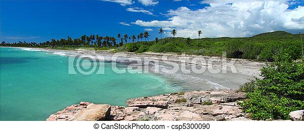 Guanica Beach - Puerto Rico - csp5300090