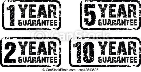 guarantee stamps - csp13543826