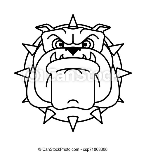 Pitbull Stock Photos, Images, & Pictures | Shutterstock  |Angry Pitbull Drawings Straight Jacket