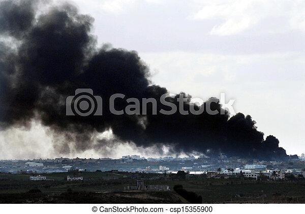 Guerra de Gaza - csp15355900