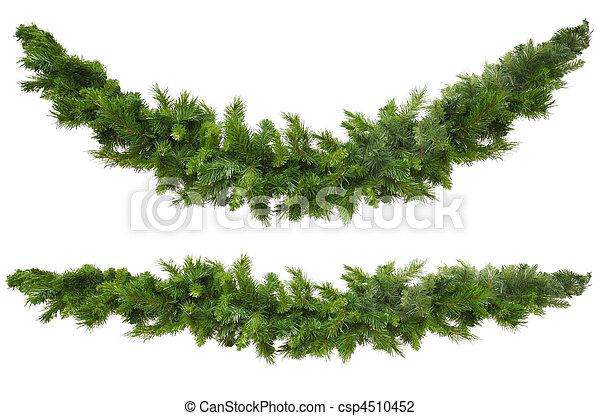 guirnaldas navidad foto de archivo - Guirnaldas De Navidad
