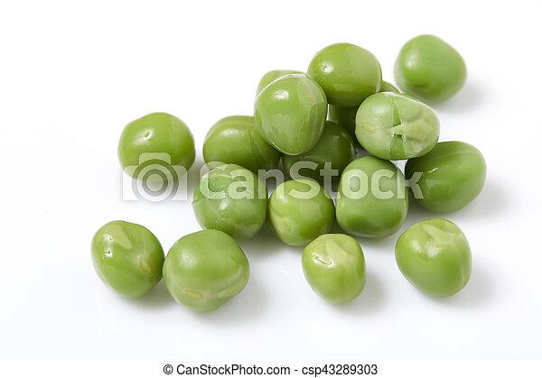 Guisante verde - csp43289303