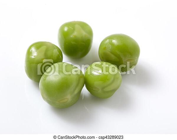 Guisante verde - csp43289023