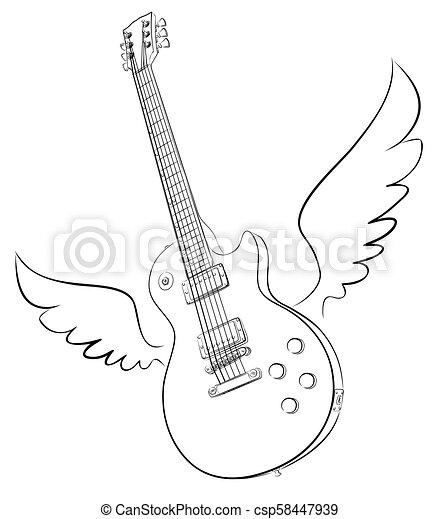 Ibanez Guitar Skins