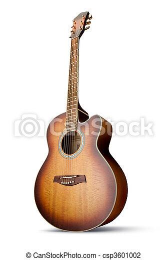 guitare, acoustique - csp3601002