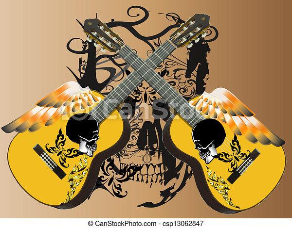 Guitare Conception
