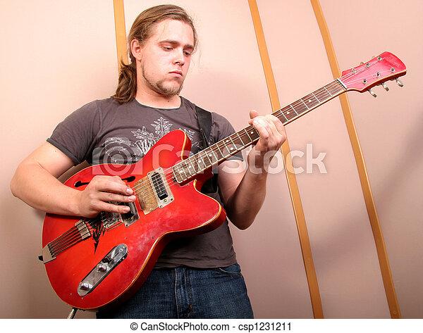 guitarist, スタジオ - csp1231211