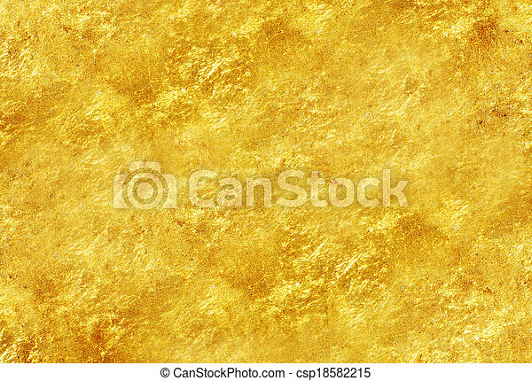 guld, glitter, struktur, bakgrund - csp18582215