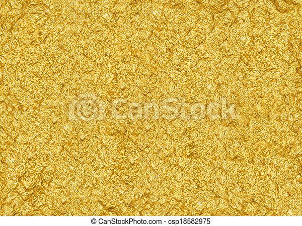 guld, glitter, struktur, bakgrund - csp18582975