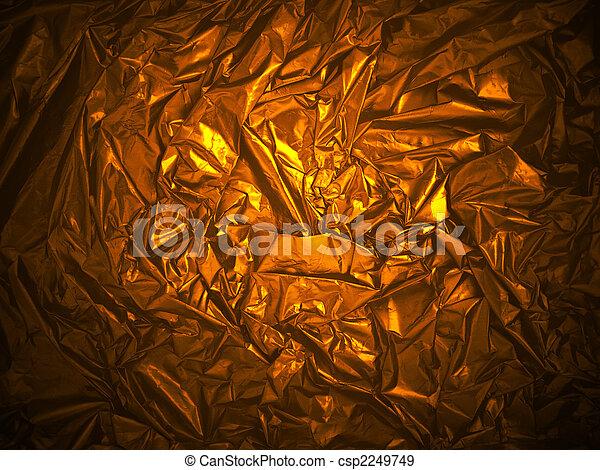 guldgul fond - csp2249749
