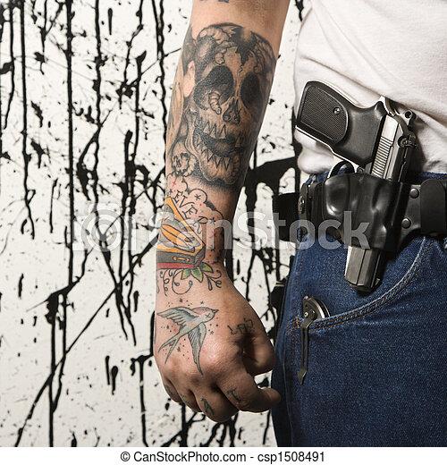gun., 人 - csp1508491
