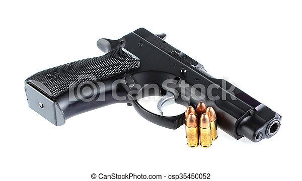 Guns and ammunition - csp35450052