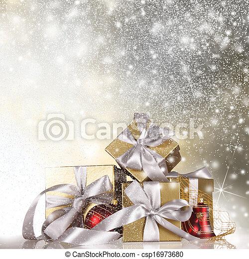 gwiazdkowy dar - csp16973680