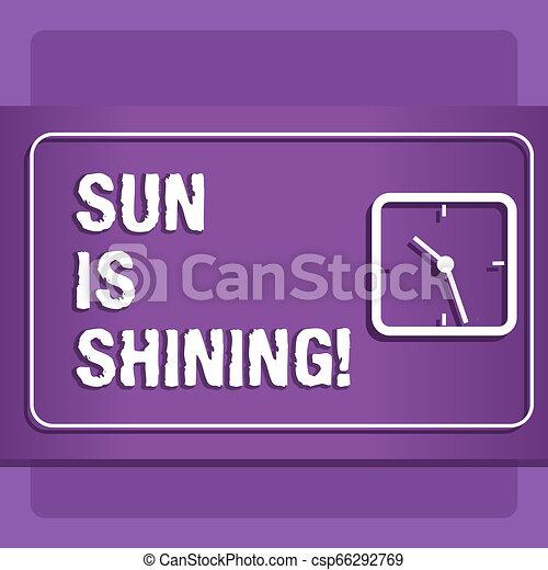 gyönyörű, nyár, fogalom, szó, ügy, parkosít., szöveg, napfény, napok, shining., írás, csípős, nap, természetes, élvez - csp66292769