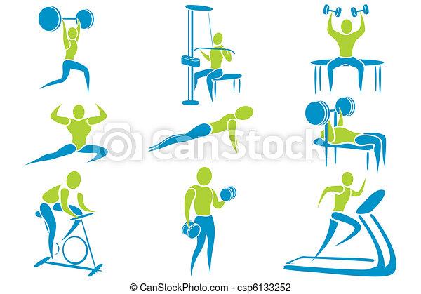 gym, activiteit - csp6133252