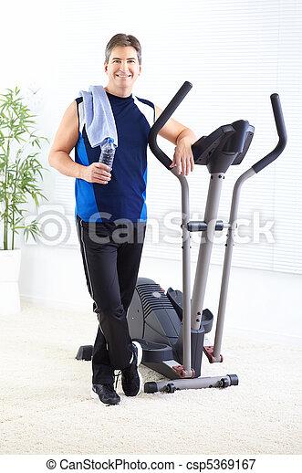 Gym & Fitness - csp5369167