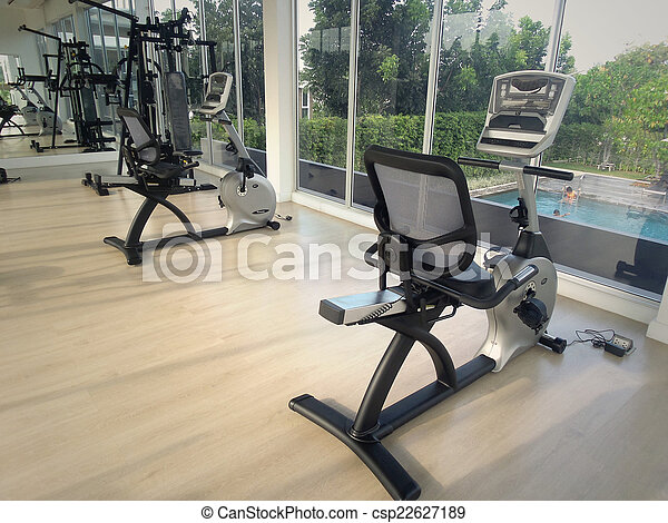 gym fitness - csp22627189