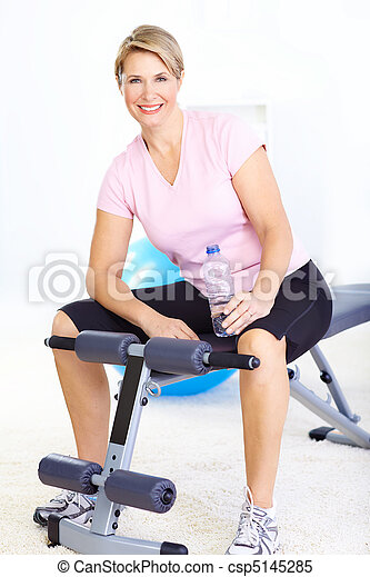 Gym & Fitness - csp5145285