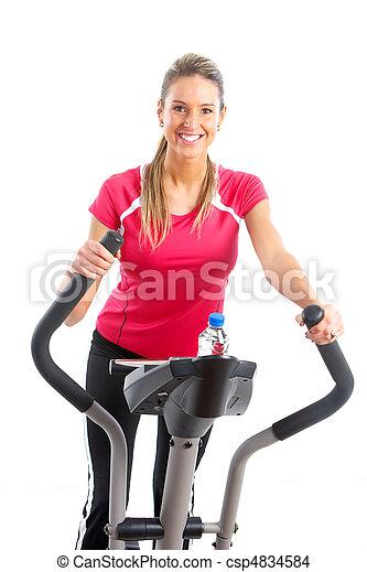 Gym & Fitness - csp4834584