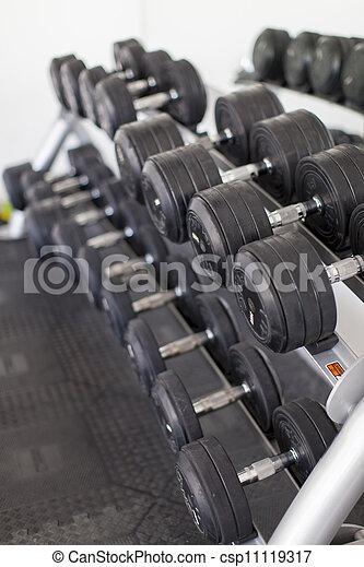 Gym - csp11119317