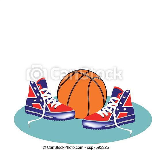 Gym Shoes   Csp7592325