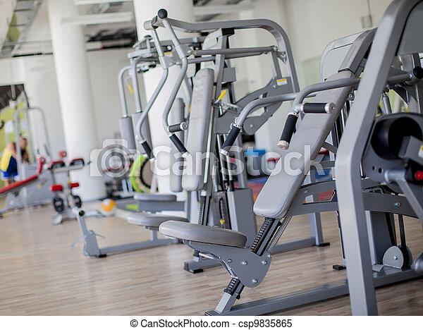 Gym - csp9835865