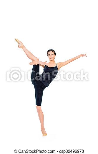 gymnast - csp32496978