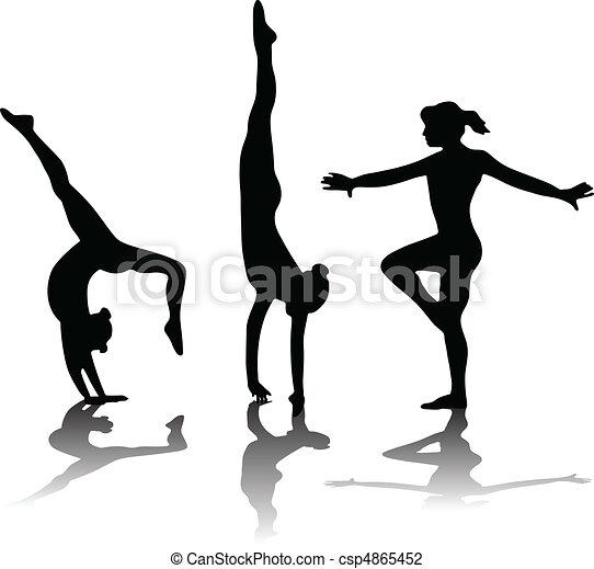gymnastic_2 - csp4865452