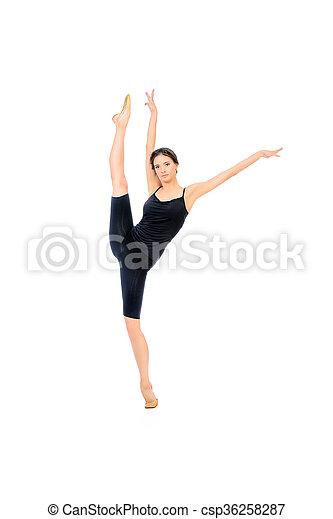 gymnastics - csp36258287