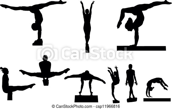 Gymnastics - csp11966816