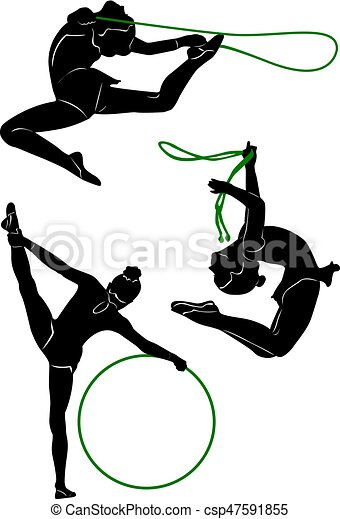 gymnastics2.eps - csp47591855