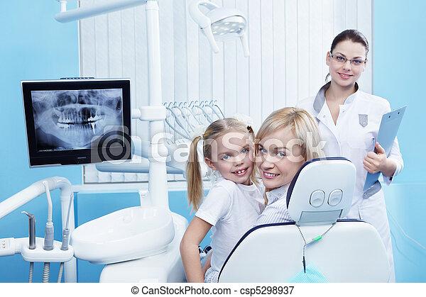 hälsosam, patienten - csp5298937