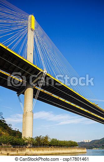 hängebrücke - csp17801461