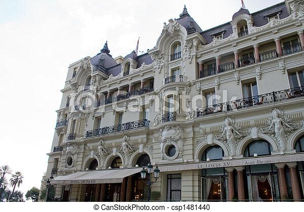 hôtel paris, de - csp1481440
