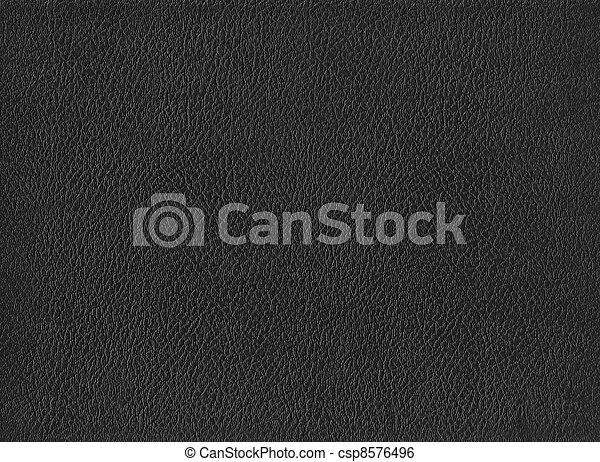 hög, läder, kvalitet, texture. - csp8576496