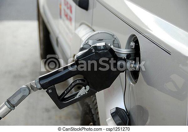 hög, pris, gas - csp1251270