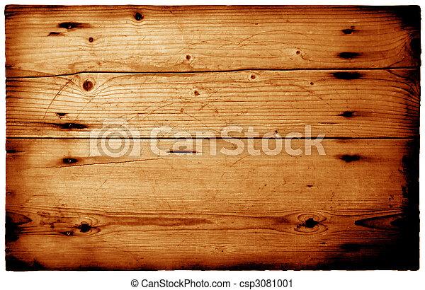 Holzstruktur - csp3081001