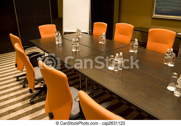 Sala de reuniones moderna - csp2631123