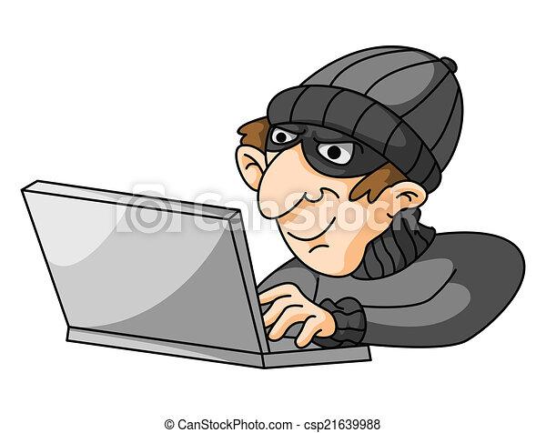 Hacker - csp21639988