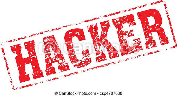 hacker - csp4707638