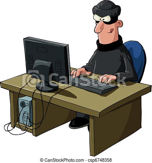 Hacker - csp6748358