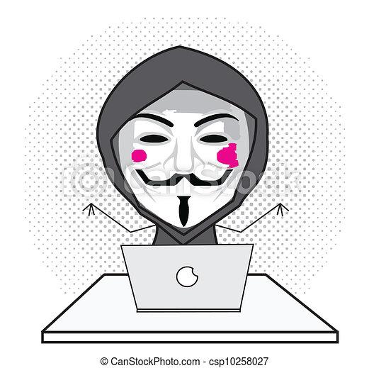 hacker - csp10258027