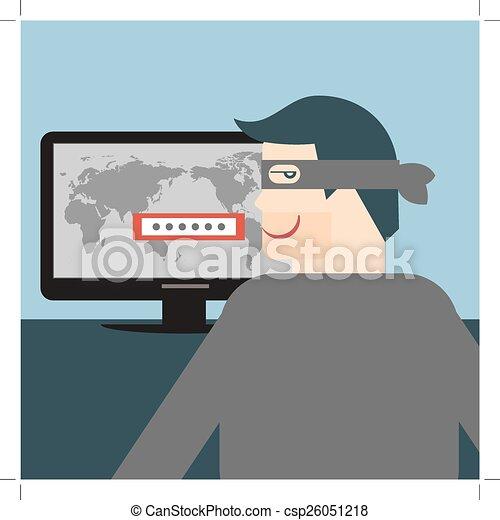Hacker - csp26051218