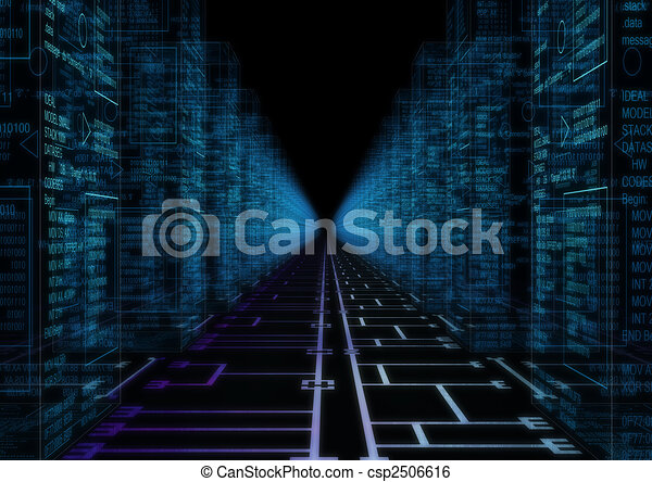 Hacker World - csp2506616