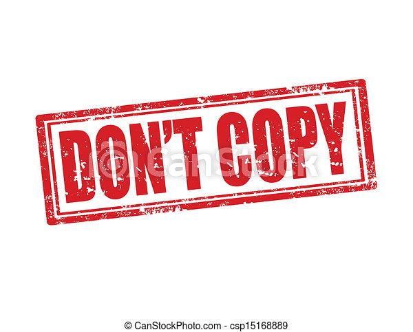 No copien - csp15168889