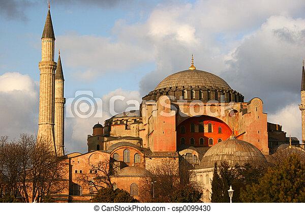 Hagia Sophia - csp0099430